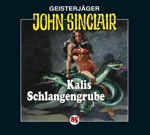 John Sinclair 85 Kalis Schlangengrube von Jason Dark (2013, Hörspiel)