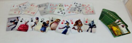 """Playing Cards ~ /""""Legends of Oz/"""" ~ 52 Cards w//Jokers ~ CASE LOT OF 144 DECKS"""