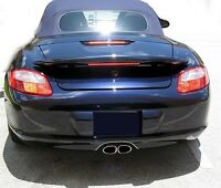 For Porsche Boxster & Boxster S Primered Lighted Rear Spoiler Wing For 2005-2011