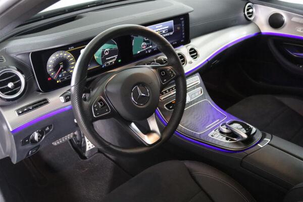 Mercedes E350 d 3,0 AMG Line stc. aut. - billede 5