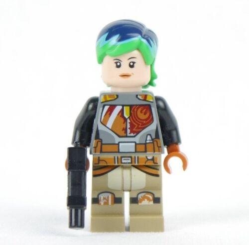 Baukästen & Konstruktion LEGO Bau- & Konstruktionsspielzeug LEGO® Star Wars™ Figur Sabine Wren™ aus Set 75150 mit Blaster SW 742 NEU