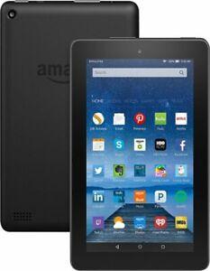 Amazon Kindle Fire HD 8 (6th Generation) 32GB, Wi-Fi, 8in - Black