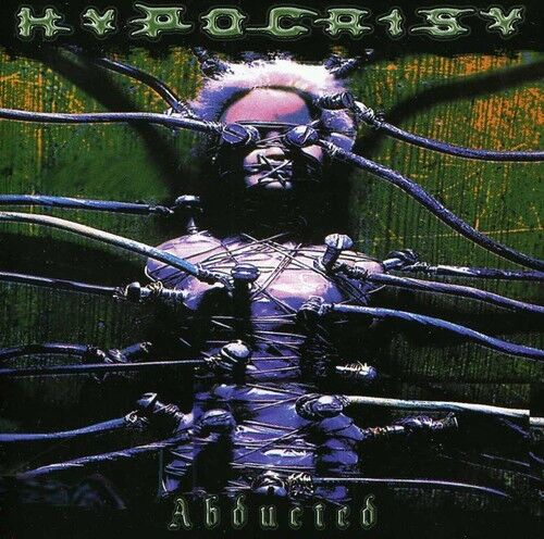 Hypocricy, Hypocrisy - Abducted [New CD] Argentina - Import