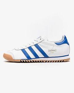 Adidas-ROM-Ville-Series-Exclusivite-Baskets-Stock-Limite-Og-2019-Collecte-Blanc