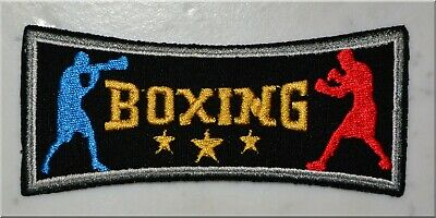MMA IRON ON PATCH Aufnäher Parche brodé patche toppa Combat Boxing UFC