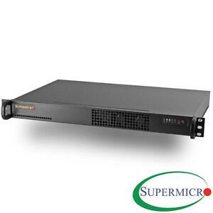 Supermicro-SuperServer-5019S-L-1U-Xeon-Rackmount-Barebone-w-Dual-Gb-LAN-IPMI