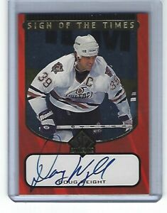 1997-98-SP-Authentic-Sign-of-the-Times-DW-Doug-Weight-AUTO