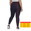 Indexbild 3 - Leggings donna ragazza Adidas sport sportivi cotone fitness yoga palestra corsa