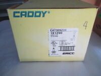 Erico Caddy Cat326z34 Clip Cable To 3/8 Rod Box Of 40