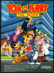 Image result for tom and jerry the movie 1992