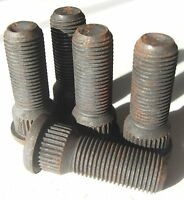 Wwii, Jeep Willys Cj5, M38-a1 (m170), 649878 Rh Wheel Stud Set, Qt5, G503