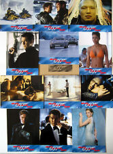 DIE ANOTHER DAY/MEURS UN AUTRE JOUR  Brosnan Bond 007 JEU 12 PHOTOS/12 FRENCH LC