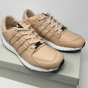 9.99 Adidas Consortium x Avenue Men EQT 93/16 Support tan vegetable tan