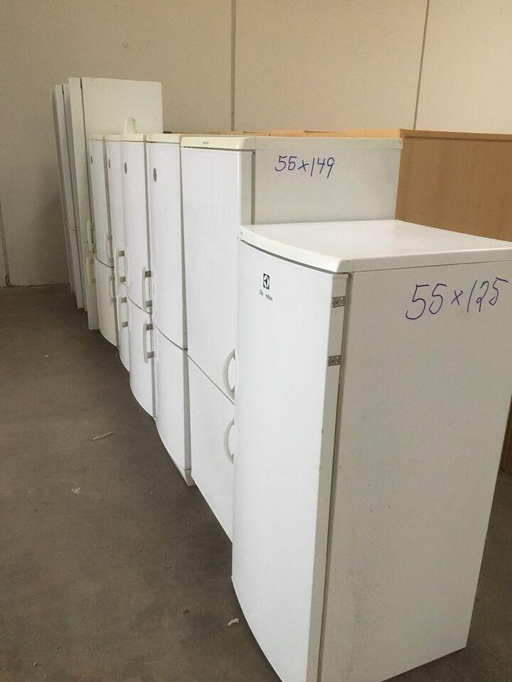 Køle/fryseskab, Electrolux, b: 55 d: 60 h: 105
