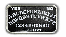 Ouija Board Heat Seal Patch - Iron on Patch for jackets, shirts & hats