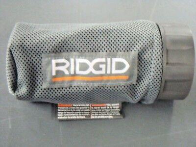 replacement sander dust bag R2611 Ridgid OEM 300027097 4-PK