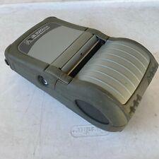 Zebra Ql320plus Mobile Printer Q3d Luka0000 00 Wireless Usb