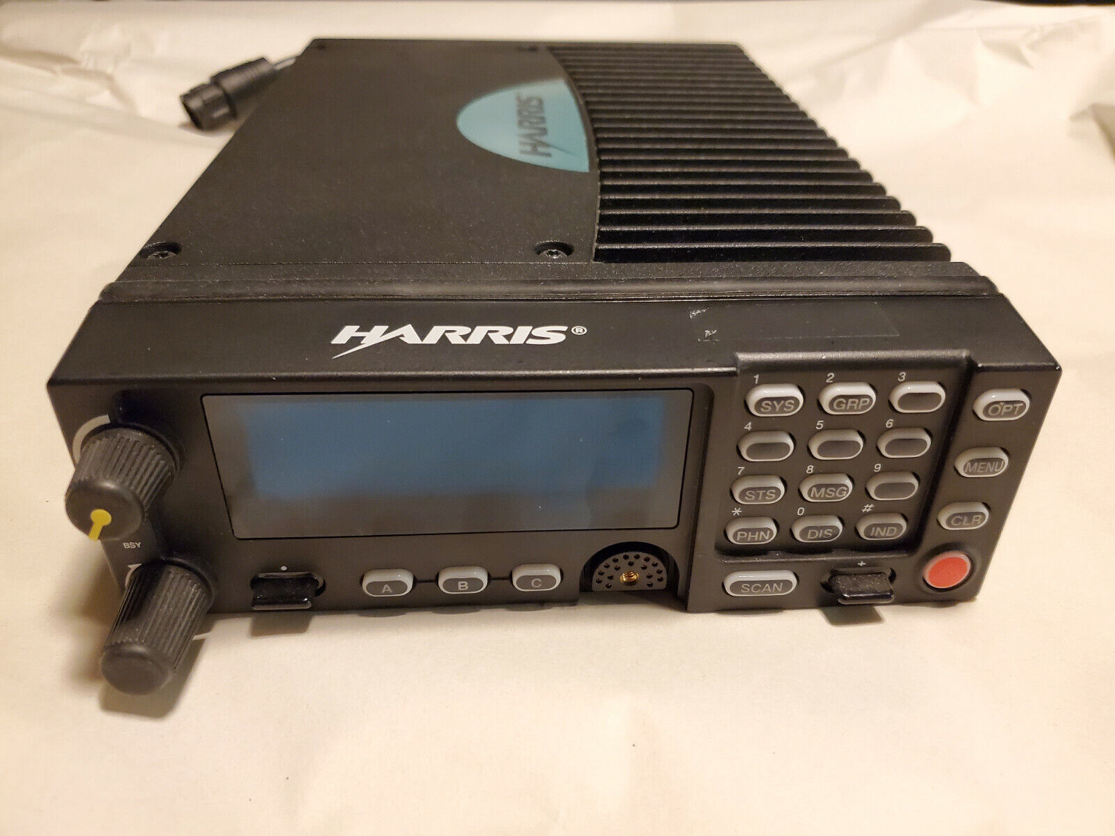M/A Com - Harris M7300 Mobile Radio 7/800MHz **P25 Trunking Phase 2** AES. Buy it now for 460.00