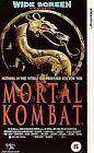 Mortal Kombat (VHS, 1997)
