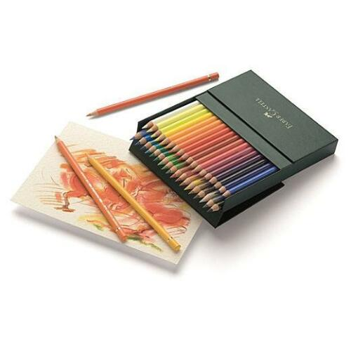 Faber-Castell Polychromos Artists/' Pencils 36 Studio Box