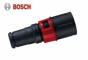 bosch 35mm adapter f r staubsauger gas 15 l professional schlauchmuffe ebay. Black Bedroom Furniture Sets. Home Design Ideas