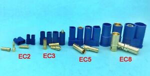 20Pcs XT60 500V 30A Male /& Female Bullet Connectors Plug Sockets