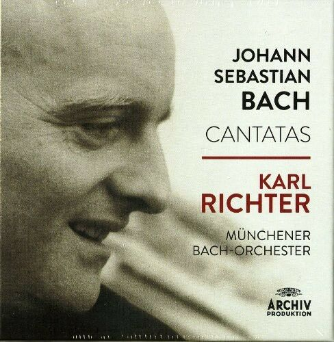 Richter - Cantate [New CD] Italy - Import