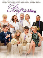 NEW The Big Wedding (Blu-ray Disc, 2013, Includes Digital Copy UltraViolet)