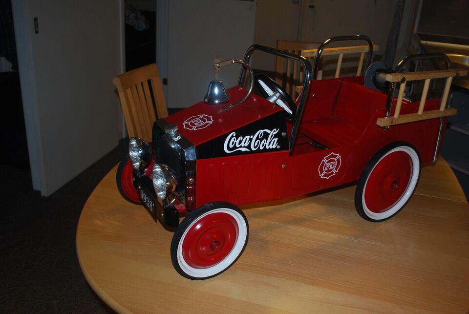 Coca Cola, PEDAL BRANDBIL