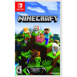 Minecraft Switch [Brand New]