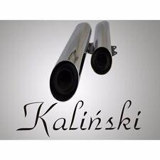 KALINSKI Exhaust Silencer Honda VTX 1800 S/ Retro