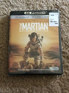 The-Martian-4K-Ultra-HD-Blu-ray-2016-Extended-Edition-Rare-Soon-OOP