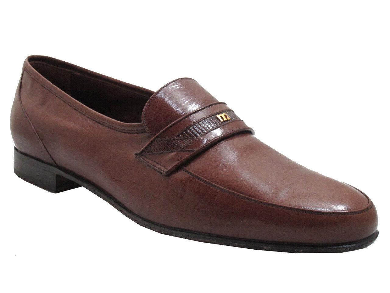 risparmia il 35% - 70% di sconto Via Veneto Uomo 12250 Italian loafers loafers loafers with lizard skin  disegni esclusivi
