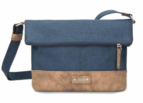 Marron Ot6 Bleu Two ᄄᄂ bandouliᄄᄄre avec Nouveau Olli bandouliᄄᄄre sac Bleu hQdrCts