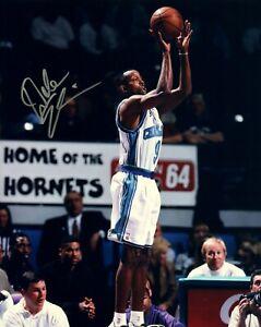DALE ELLIS AUTOGRAPH SIGNED 8x10 PHOTO #4 SONICS SPURS BUCKS NBA 3-POINT CHAMP