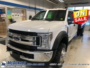 2019 Ford F 550