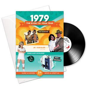 39th-BIRTHDAY-or-ANNIVERSARY-GIFT-1979-Retro-CD-Book-Year-Greeting-Card