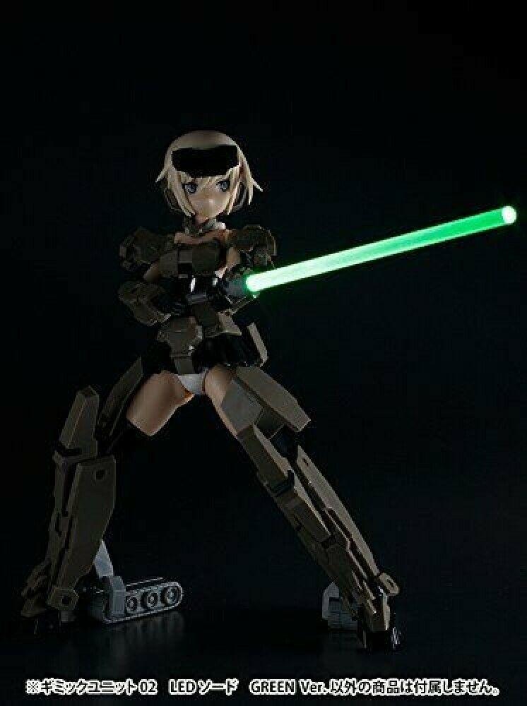 Model/_kits Kotobukiya M.S.G gimmick unit 02 LED Sword GREEN Ver NON scale SB