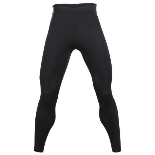 Mens Thermal Heat Underwear Suit//Set T-Shirt Top /& Long Johns Bottom Sports Ski
