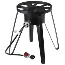 21 Tall Outdoor Liquid Propane Gas Range Patio Stove 55 000 Btu