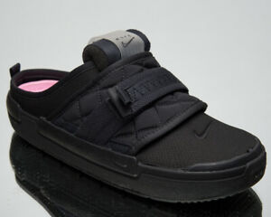 Nike hors ligne homme Noir Off Noir Casual Athletic Lifestyle Shoes Slippers Slide