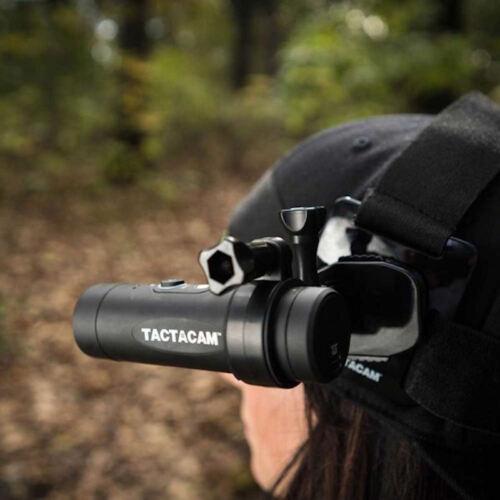 Tactacam-head mount Pacchetto-ora con adattatore di montaggio universale incluso!