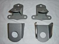 1928-1932 Ford Model A W/ Small Block Chevy Engine Sbc Motor Mounts Brackets