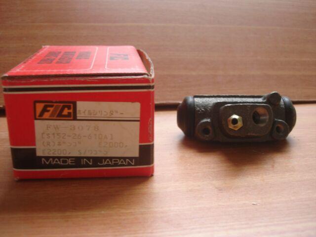 Brake Wheel Cylinder Rear Right fits Mazda Bongo E2000 ...