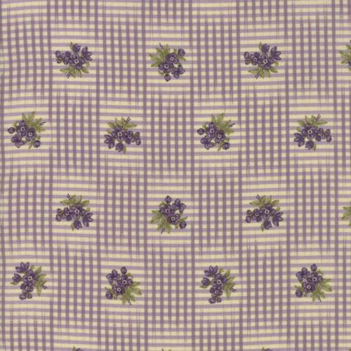 Quilt Sweet Violet Leaf 2220 13 by Jan Patek for Moda Fabrics
