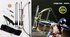 1:6 Scale Action Figure RAMBO STALLONE BOW ARROW KNIFE HOYT ARCHERY CAMO BOW_C