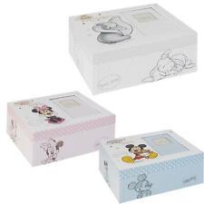 Disney Mickey Mouse Baby Keepsake Memories Box Gift DI425