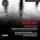 Werke für Klavier und Orchester von Elisaveta Blumina,Thomas Sanderling,Stuttgarter KO (2016)