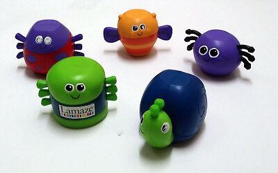 Baby Spielzeug Von Lamaze - Stapelkäfer Mit Magnet Zum Greifen Lernen Hohe QualitäT Und Preiswert