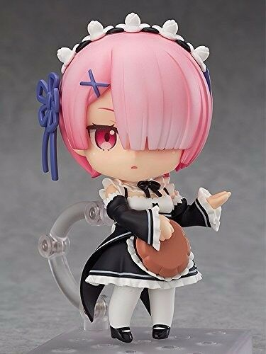 Nendoroid 732 Re:ZERO RAM Action Figure Good Smile Company NEW from Japan F//S